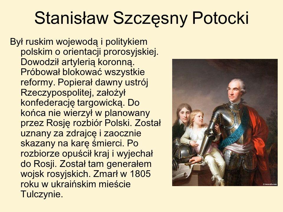 Stanisław Szczęsny Potocki