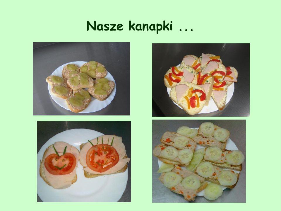 Nasze kanapki ...