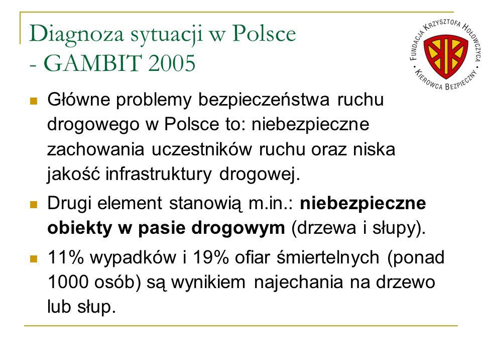 Diagnoza sytuacji w Polsce - GAMBIT 2005