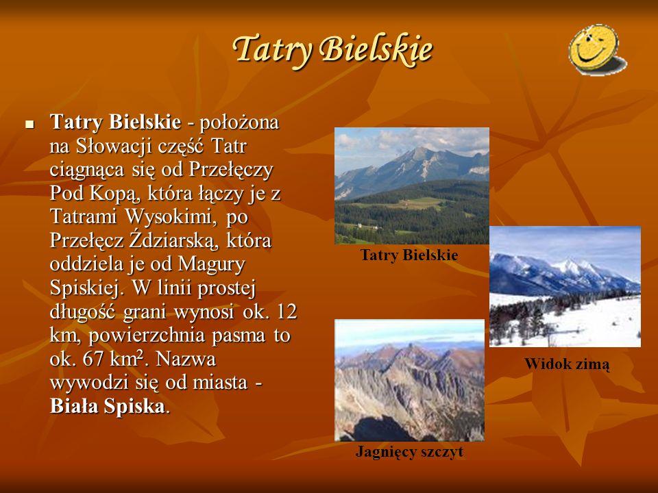 Tatry Bielskie