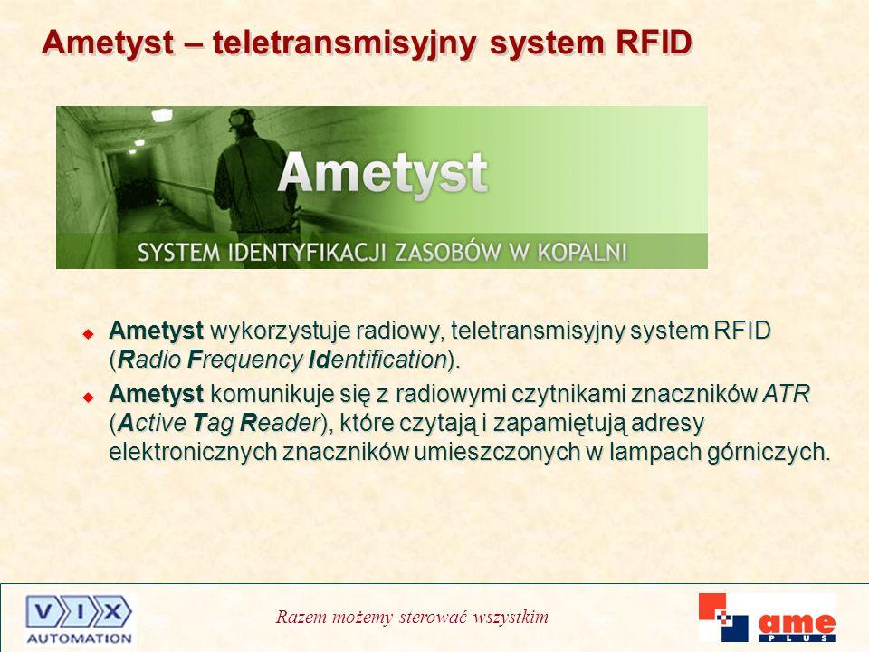 Ametyst – teletransmisyjny system RFID