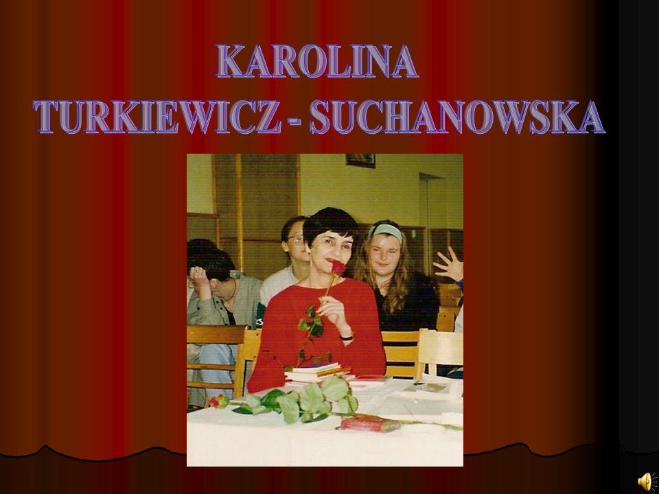 TURKIEWICZ - SUCHANOWSKA