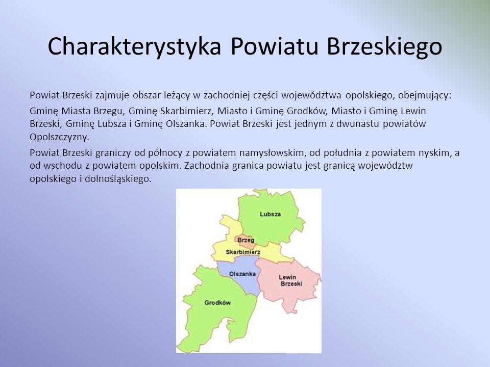 Charakterystyka Powiatu Brzeskiego