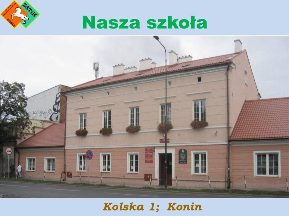 Nasza szkoła Kolska 1; Konin