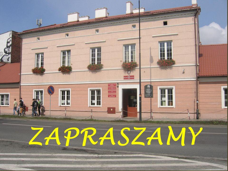 ZAPRASZAMY Fl. Fryzowicz