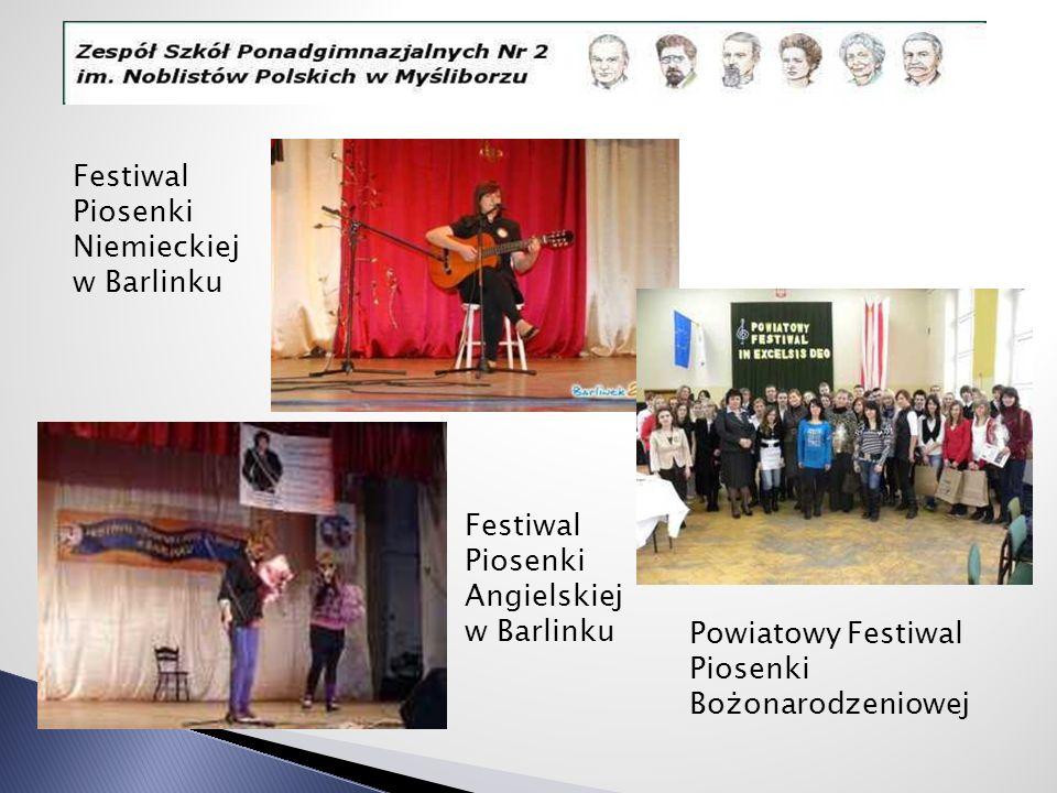 Festiwal Piosenki Niemieckiej w Barlinku