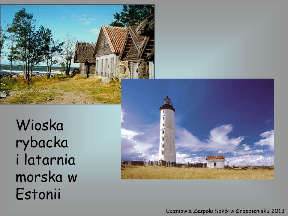 i latarnia morska w Estonii