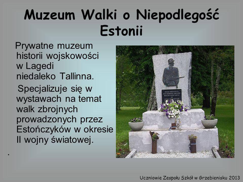 Muzeum Walki o Niepodlegość Estonii