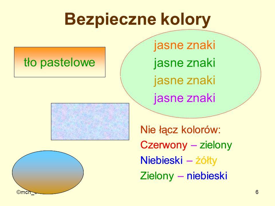 Bezpieczne kolory jasne znaki jasne znaki tło pastelowe tło pastelowe