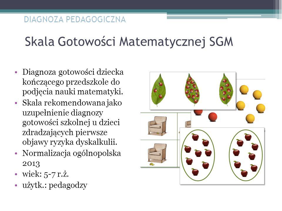 Skala Gotowości Matematycznej SGM