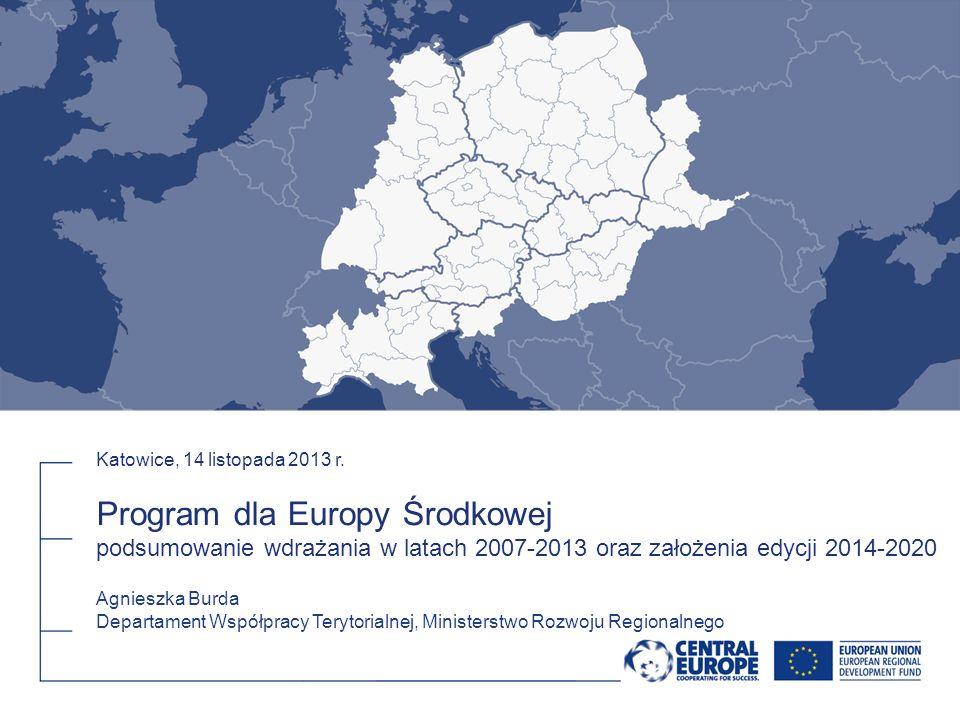 Program dla Europy Środkowej