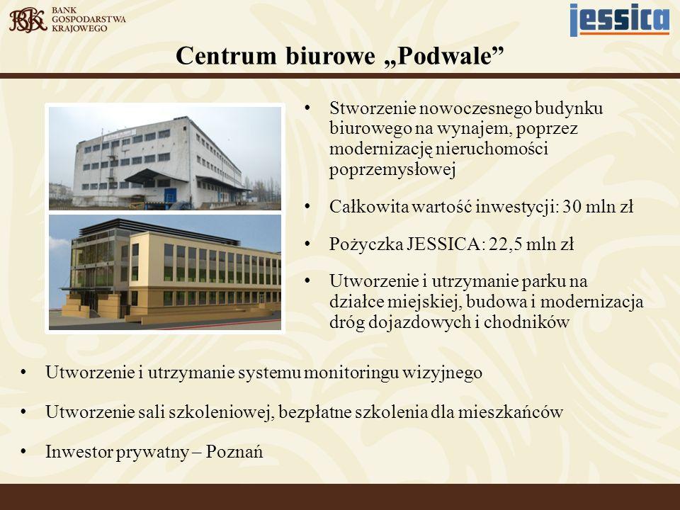"""Centrum biurowe """"Podwale"""