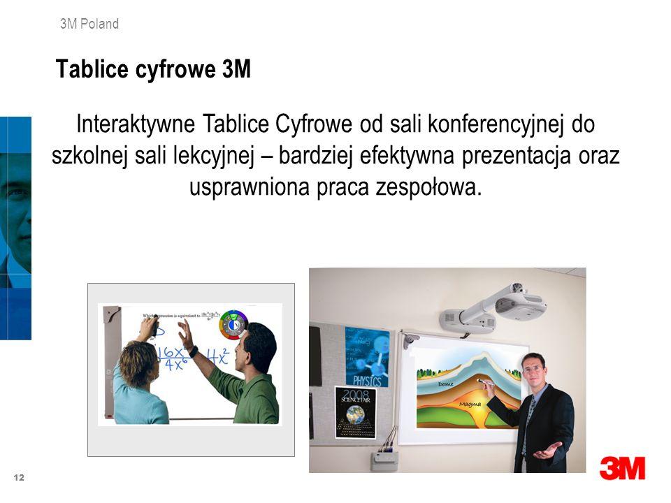 Tablice cyfrowe 3M