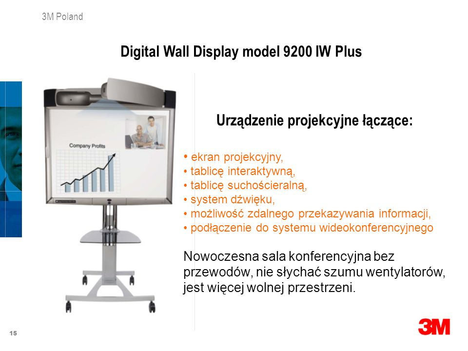 Digital Wall Display model 9200 IW Plus