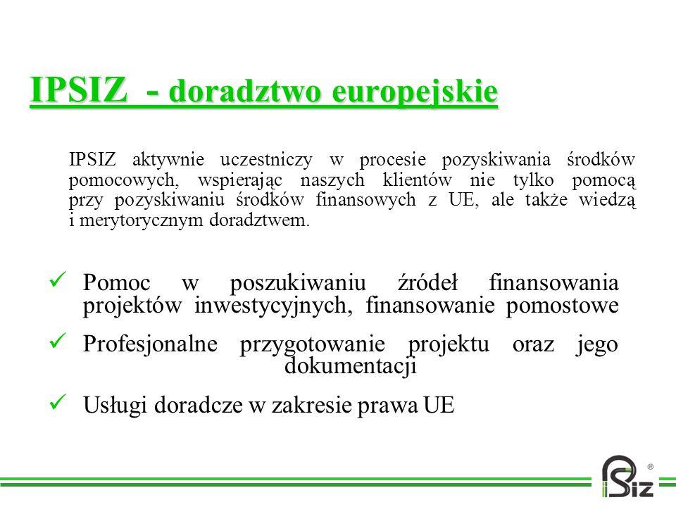 IPSIZ - doradztwo europejskie