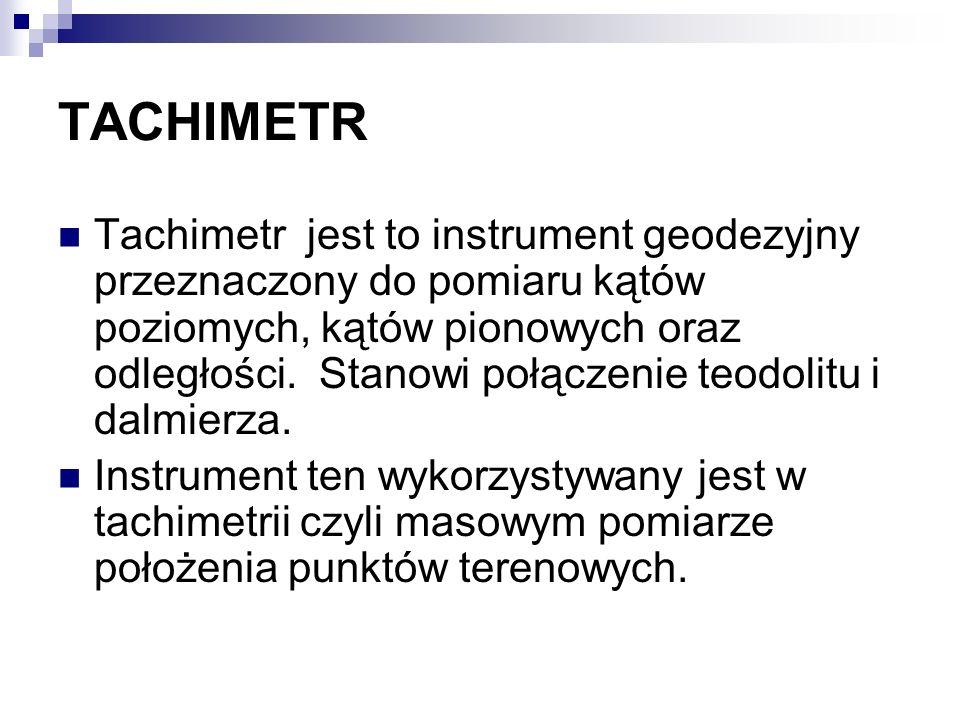 TACHIMETR