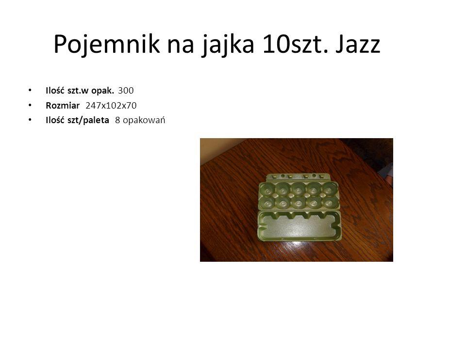 Pojemnik na jajka 10szt. Jazz