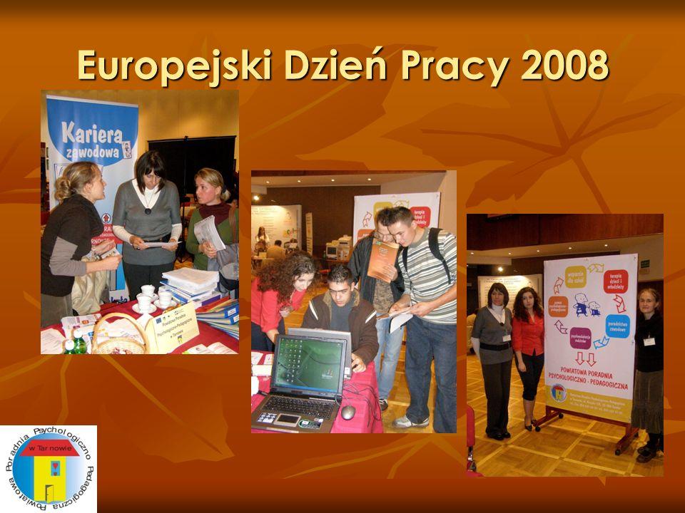 Europejski Dzień Pracy 2008