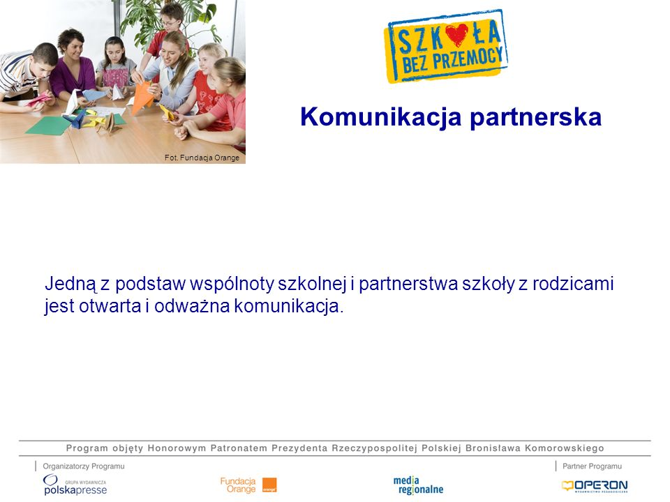 Komunikacja partnerska