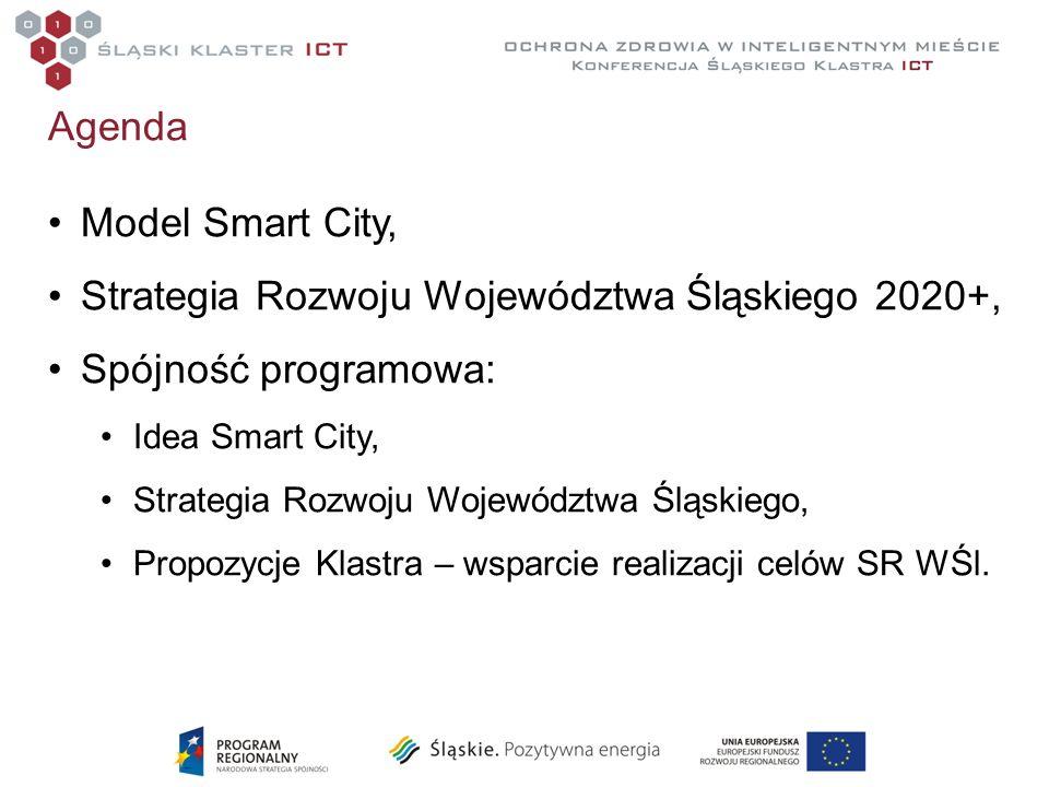 Strategia Rozwoju Województwa Śląskiego 2020+, Spójność programowa: