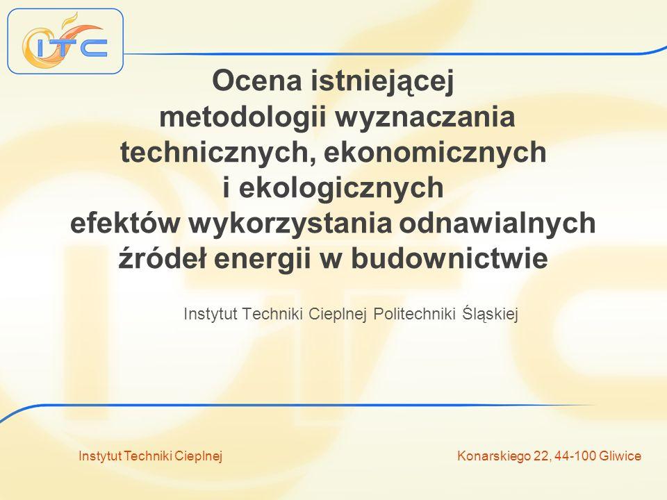 Instytut Techniki Cieplnej Politechniki Śląskiej