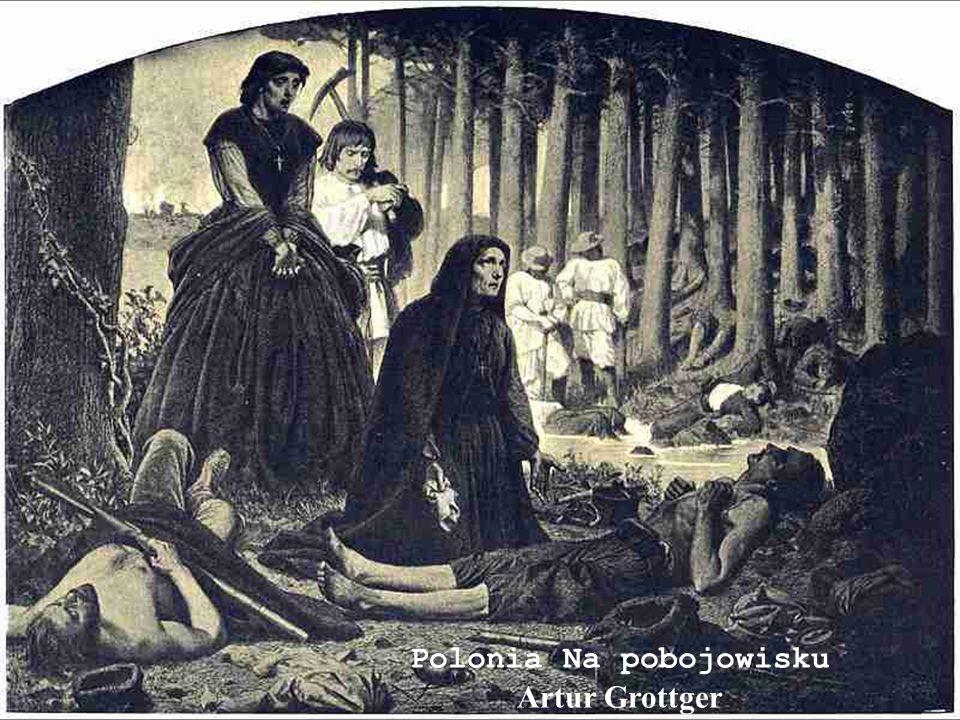 Polonia Na pobojowisku