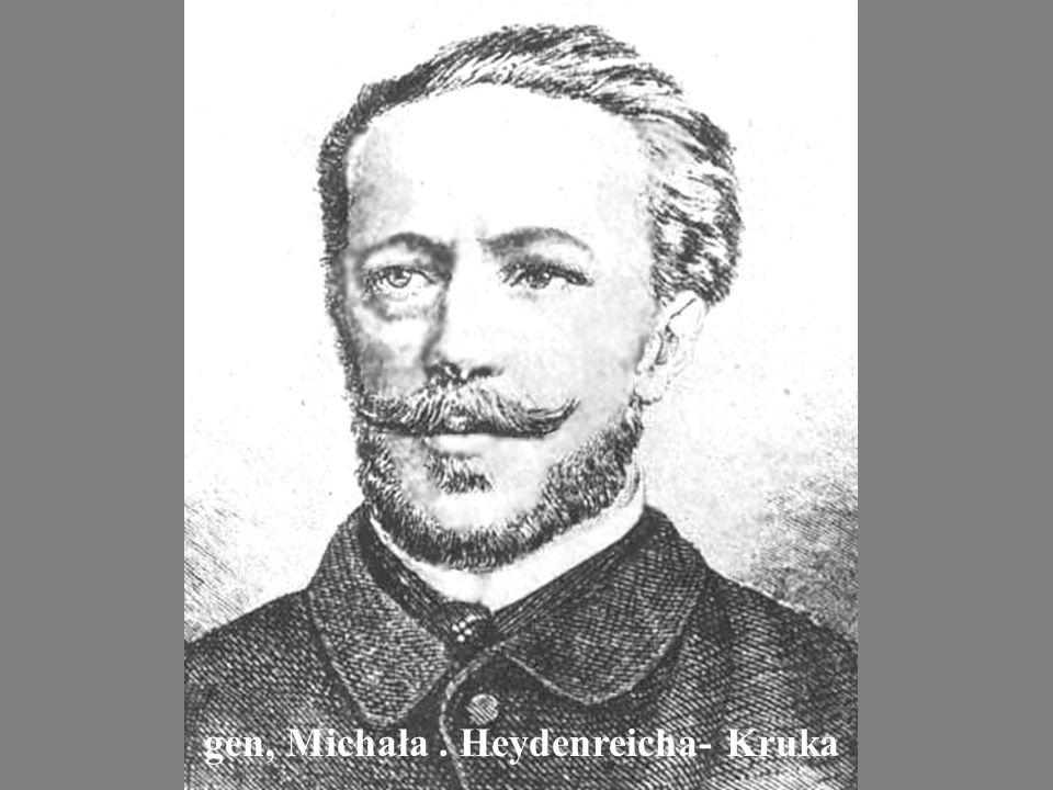 gen, Michała . Heydenreicha- Kruka