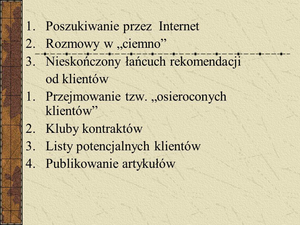 Poszukiwanie przez Internet
