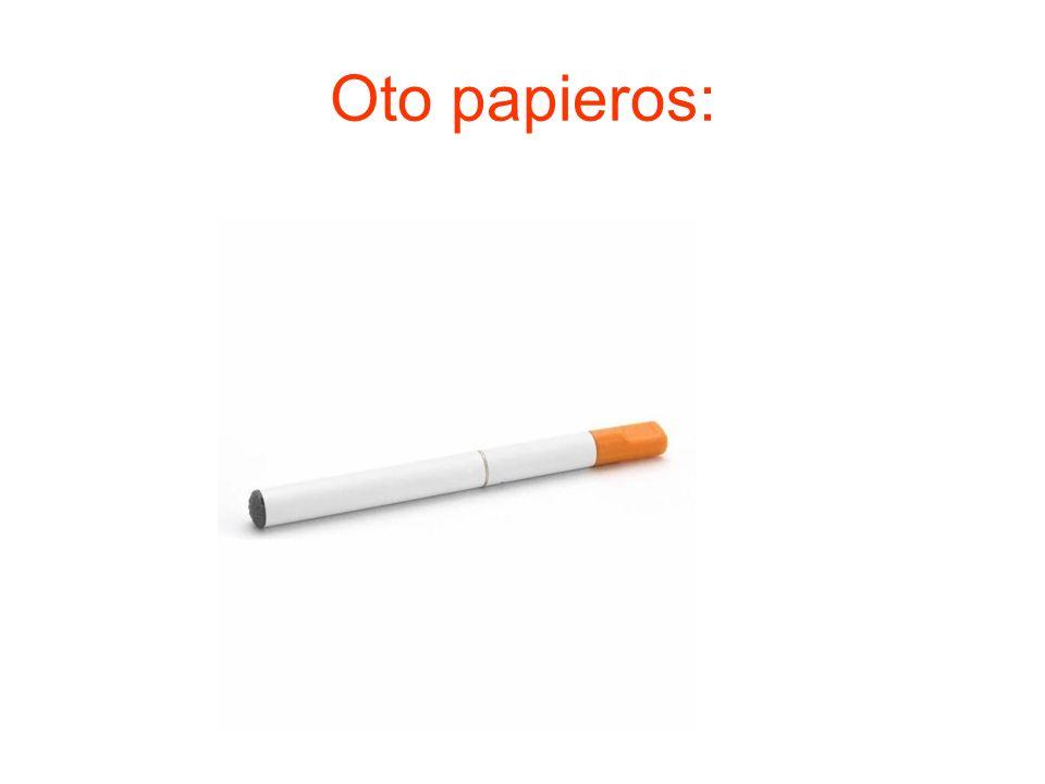 Oto papieros: