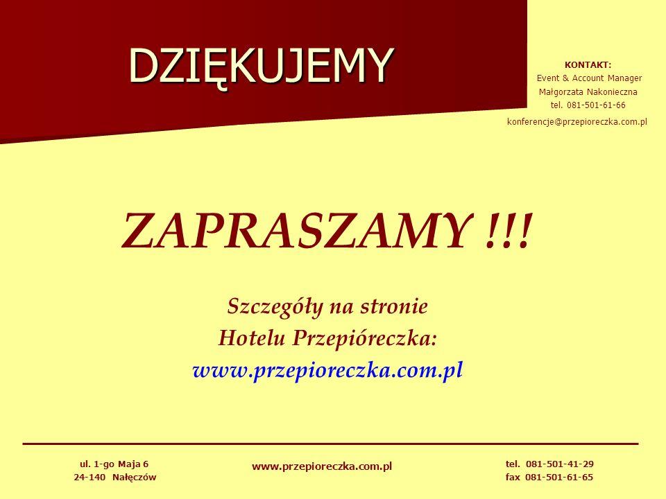 Hotelu Przepióreczka: