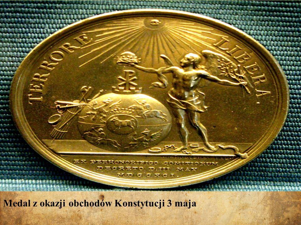 Medal z okazji obchodów Konstytucji 3 maja