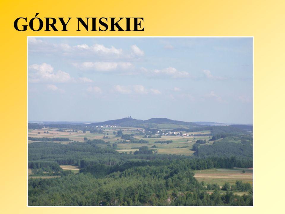 GÓRY NISKIE