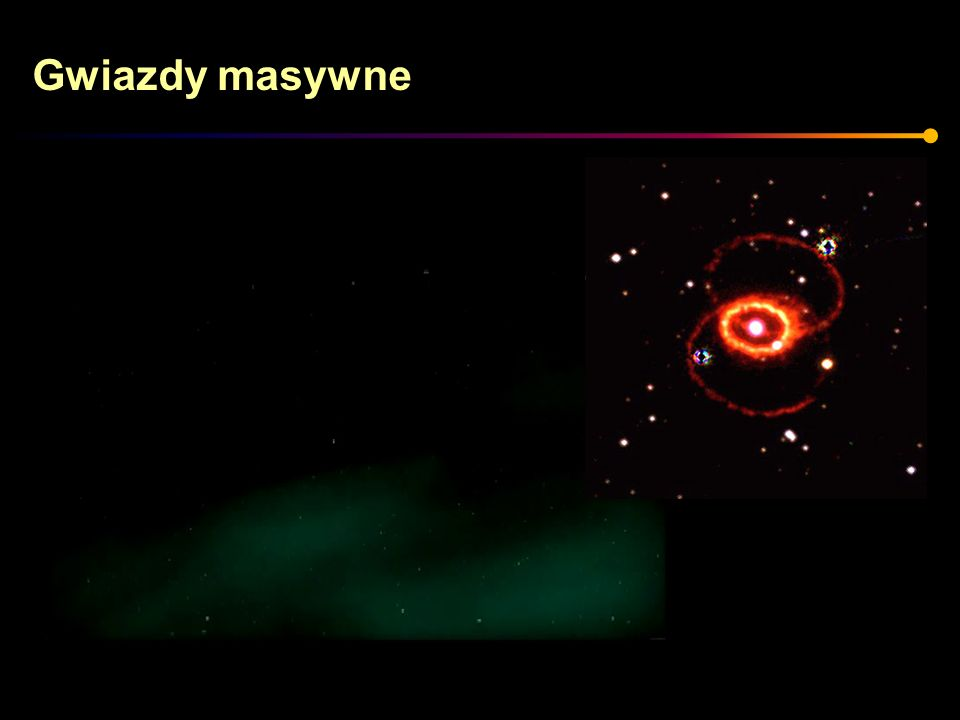 Gwiazdy masywne