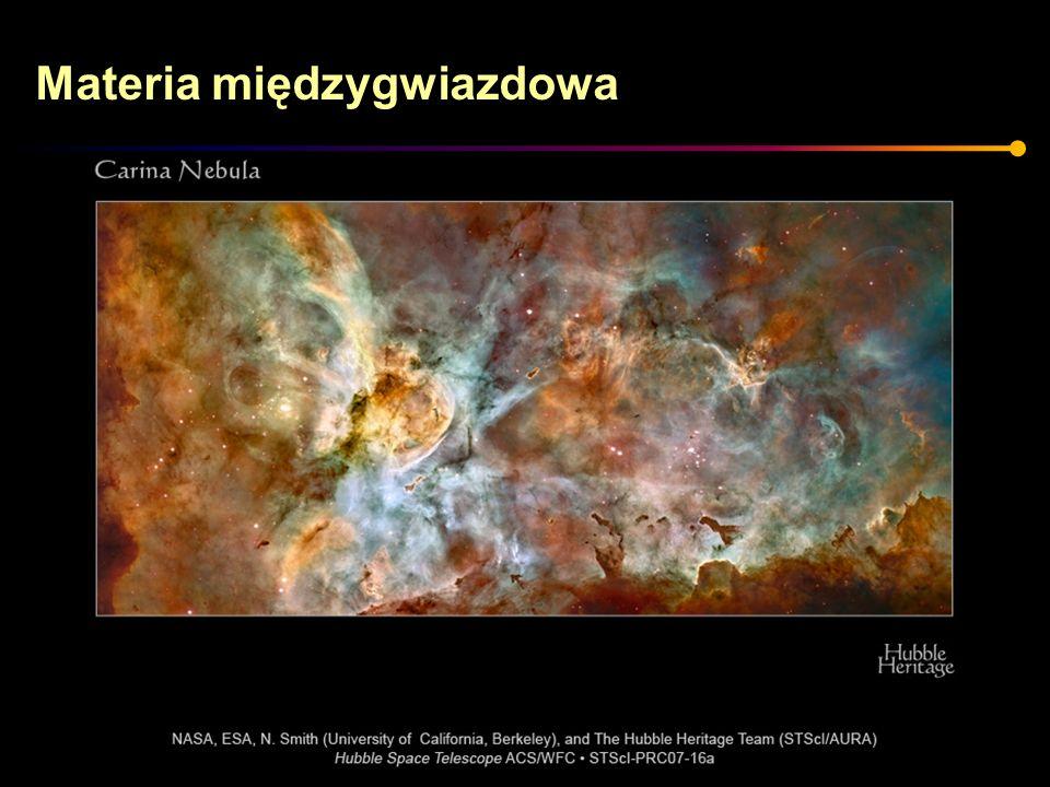 Materia międzygwiazdowa
