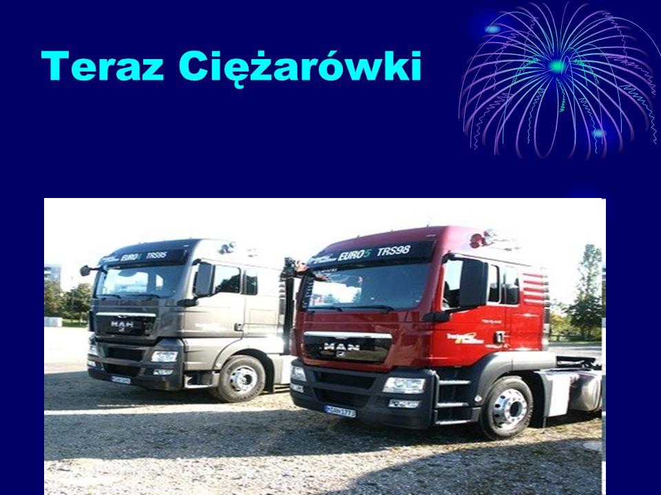 Teraz Ciężarówki