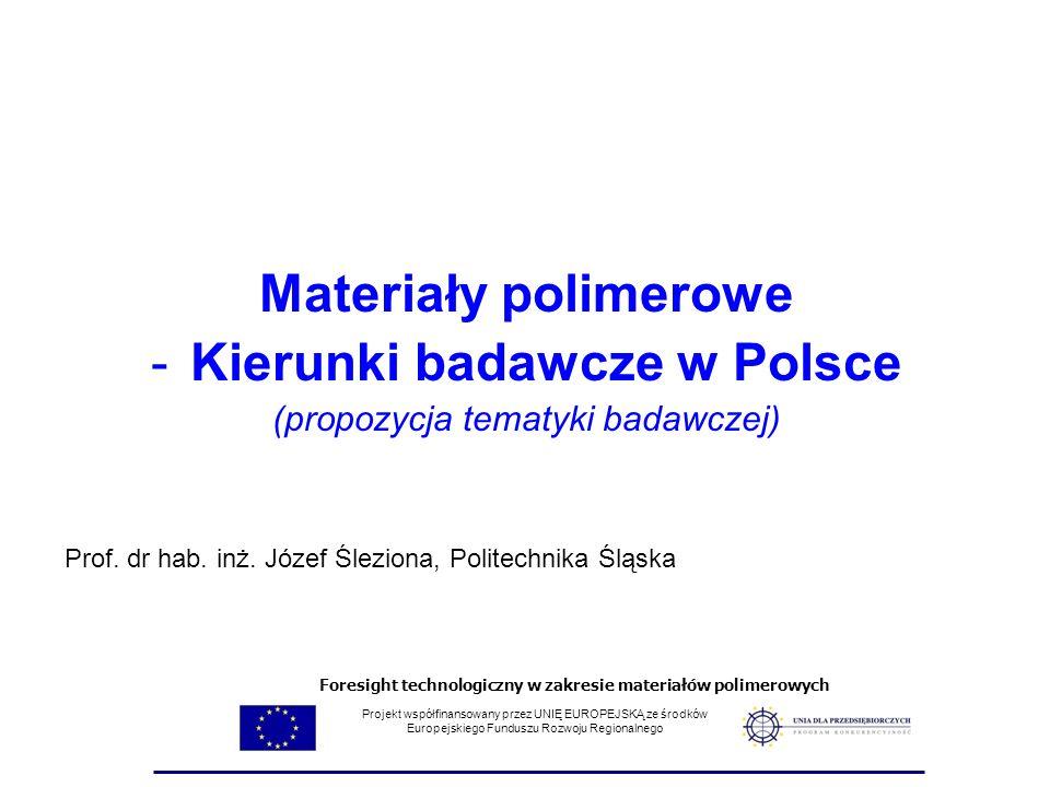 Kierunki badawcze w Polsce