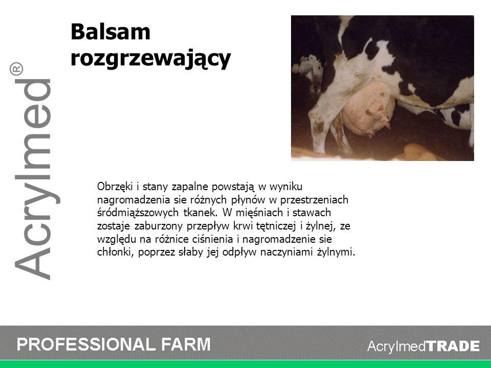 Acrylmed® Balsam rozgrzewający