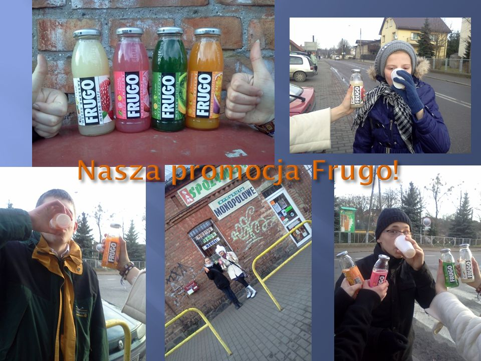 Nasza promocja Frugo!