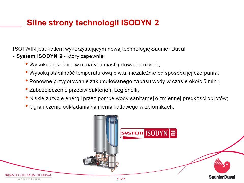 Silne strony technologii ISODYN 2
