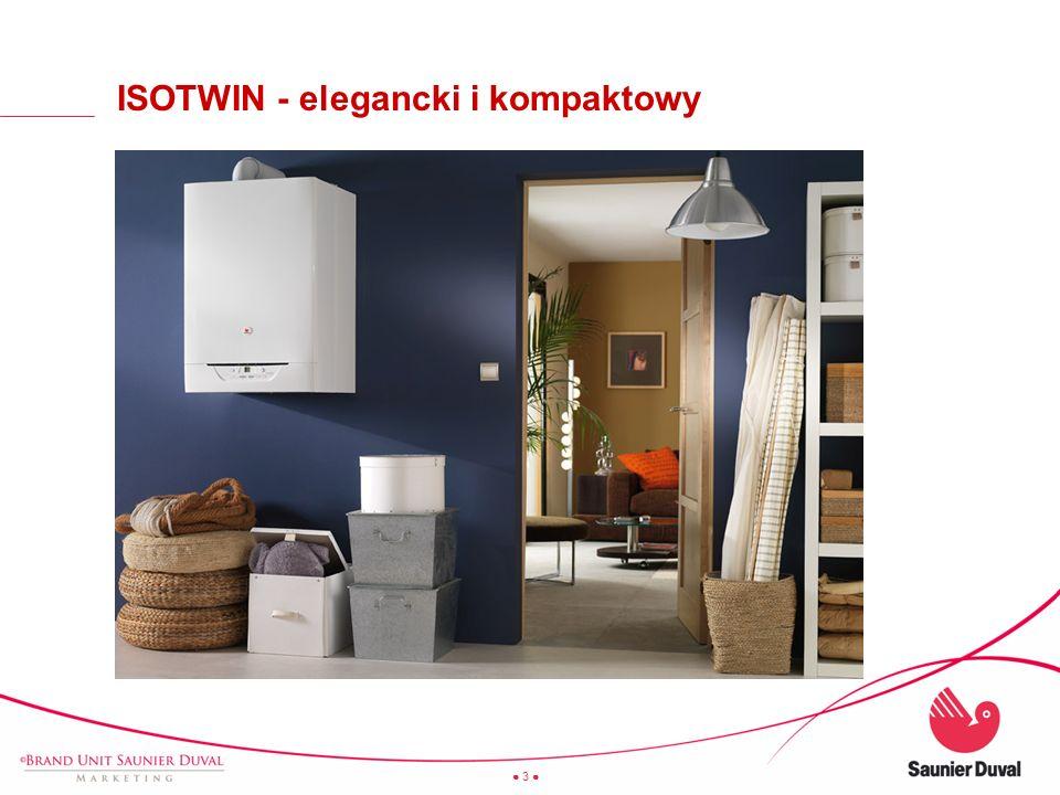 ISOTWIN - elegancki i kompaktowy