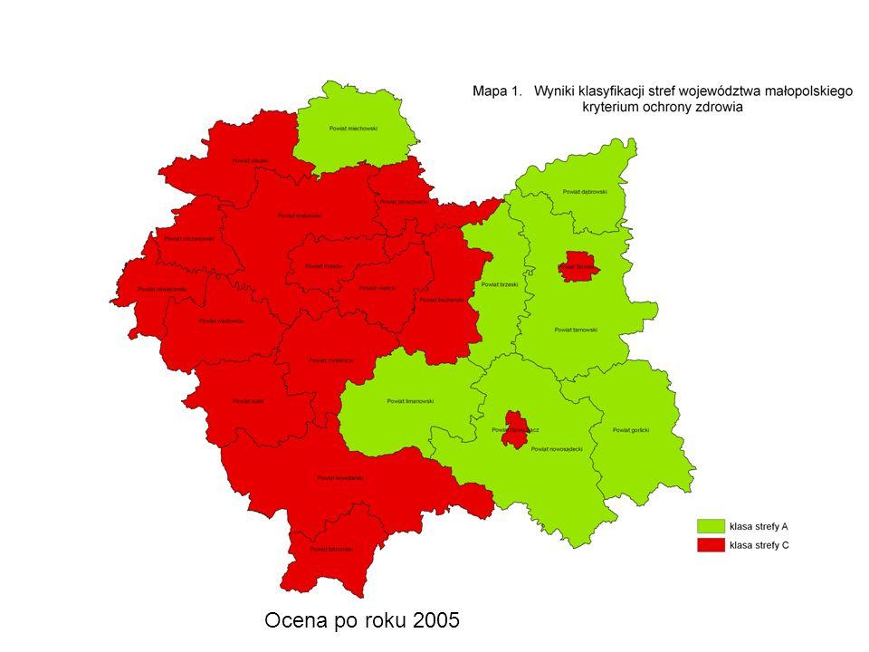 Ocena po roku 2005