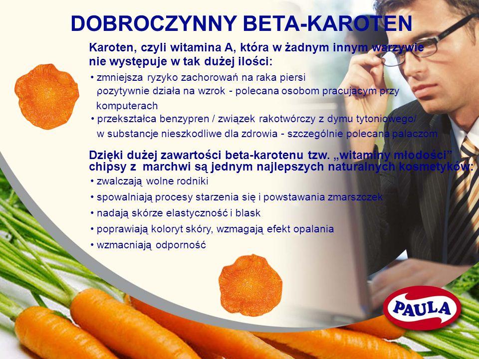 DOBROCZYNNY BETA-KAROTEN