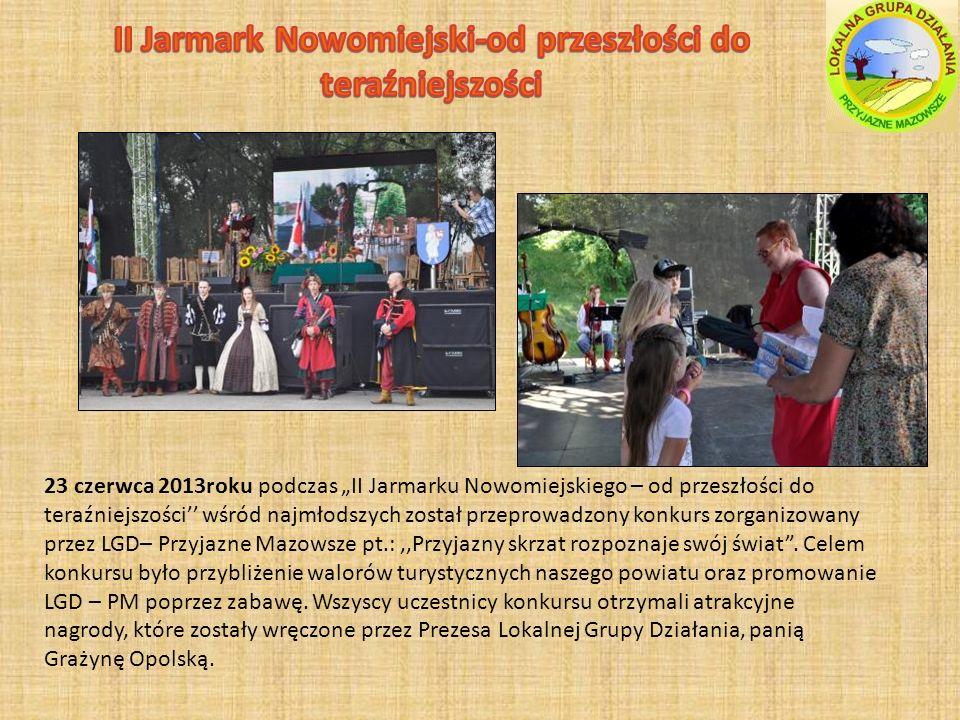 II Jarmark Nowomiejski-od przeszłości do teraźniejszości