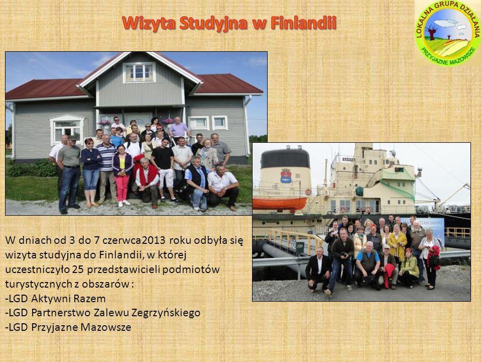 Wizyta Studyjna w Finlandii