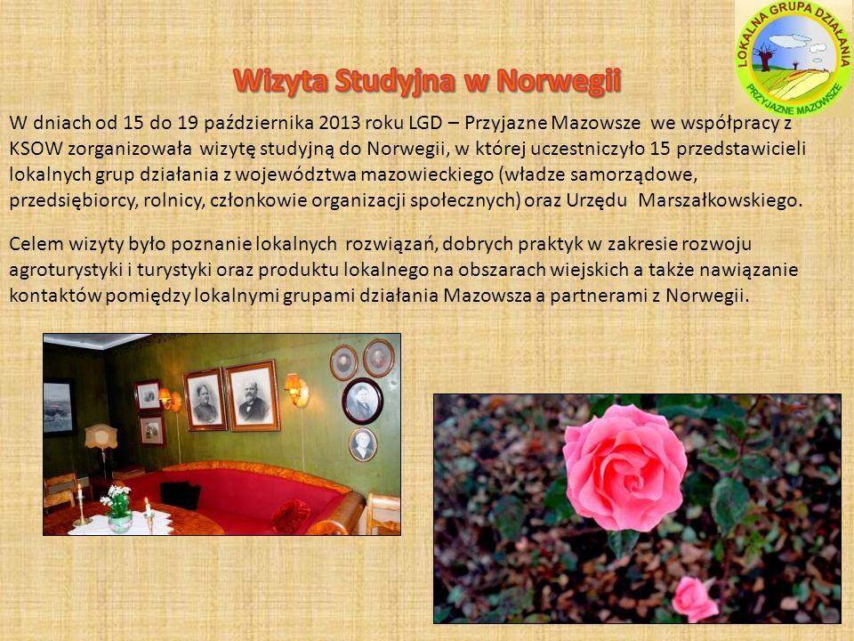 Wizyta Studyjna w Norwegii