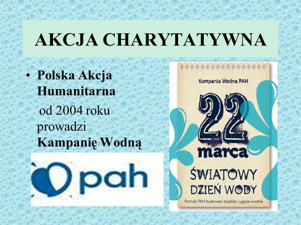 AKCJA CHARYTATYWNA Polska Akcja Humanitarna