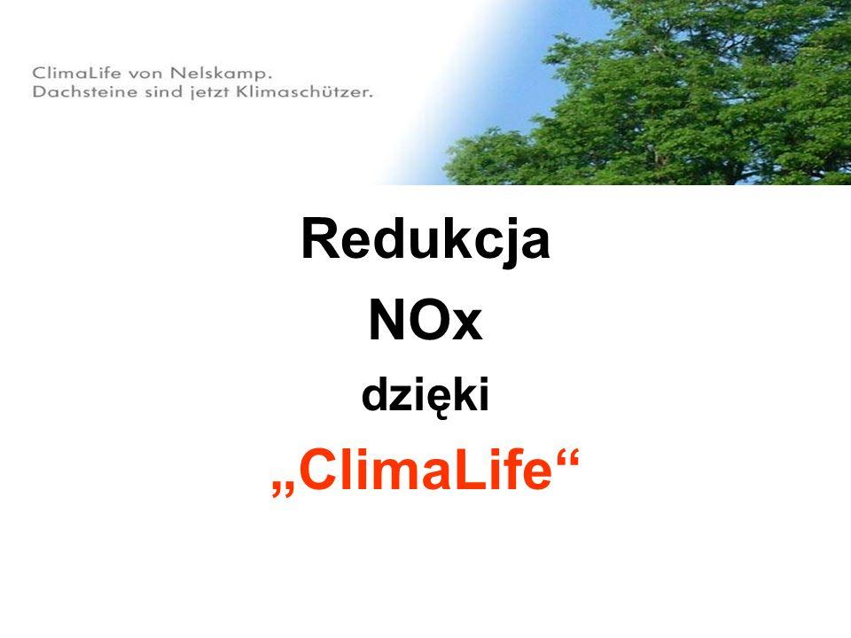 "Redukcja NOx ""ClimaLife"