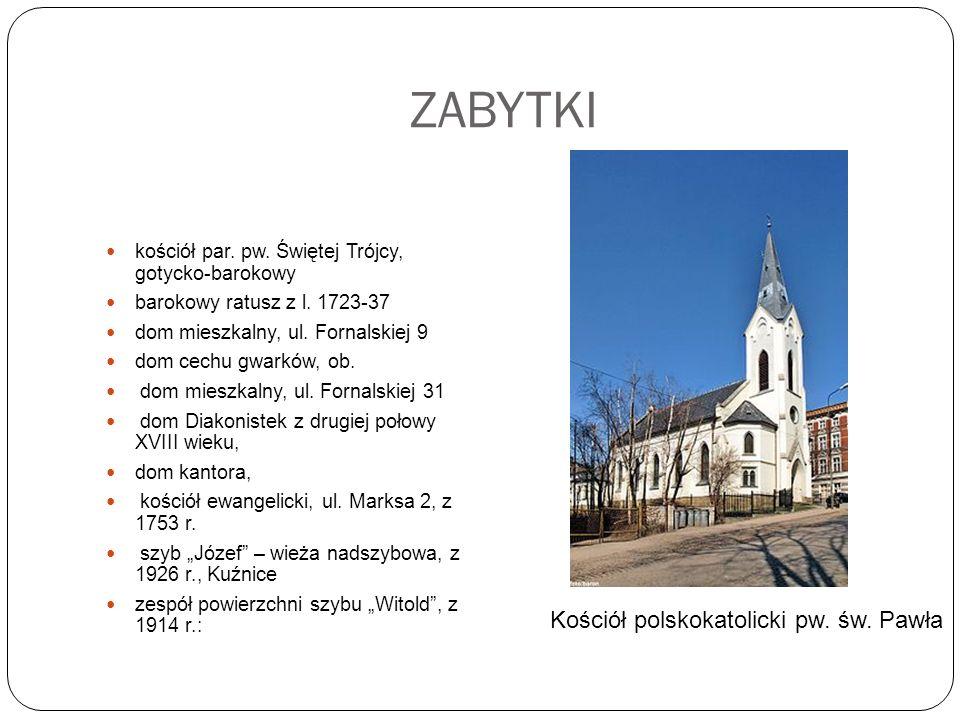 ZABYTKI Kościół polskokatolicki pw. św. Pawła