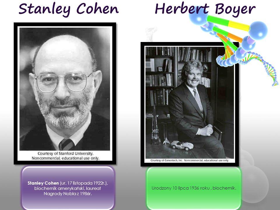 Urodzony 10 lipca 1936 roku , biochemik.