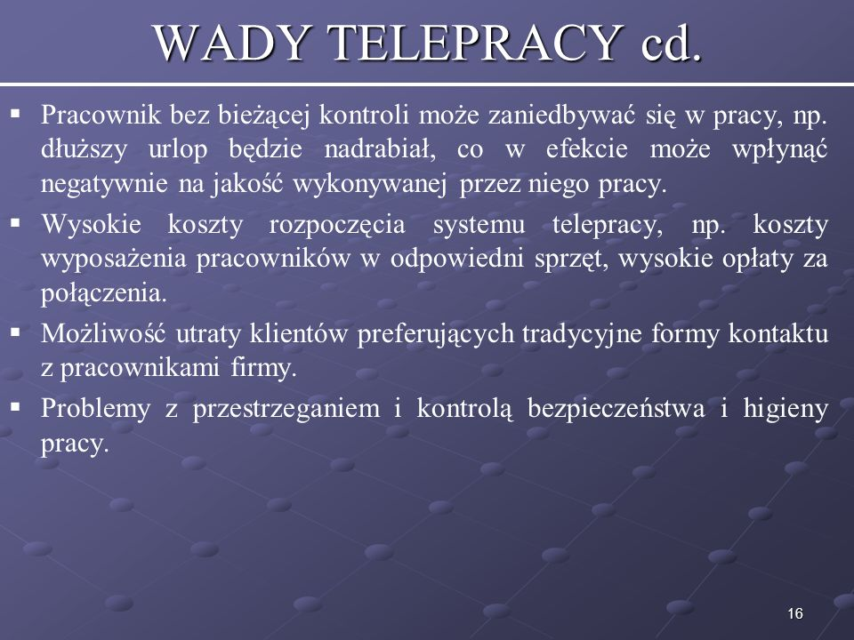 WADY TELEPRACY cd.